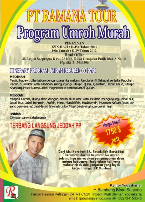 Umrah Kidsk